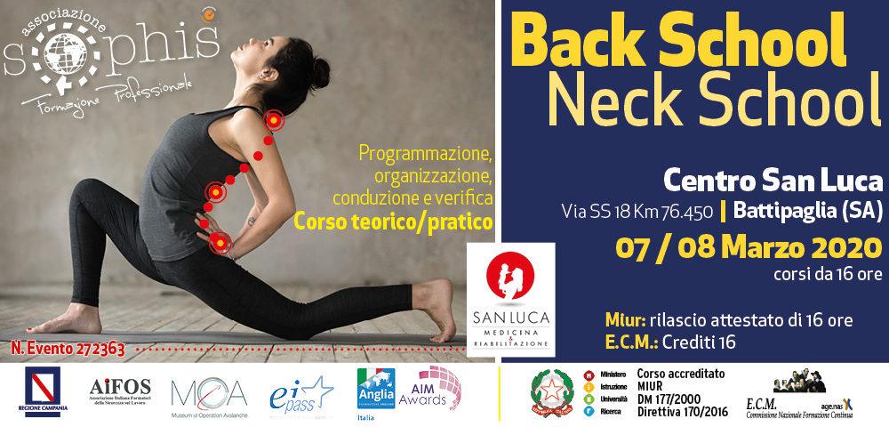 Back School – Neck School