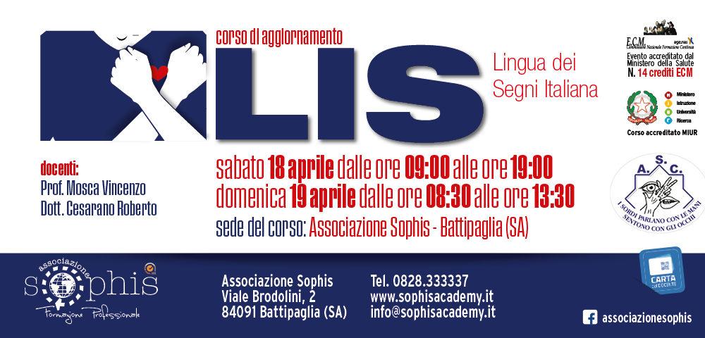 LIS: Lingua Dei Segni Italiana