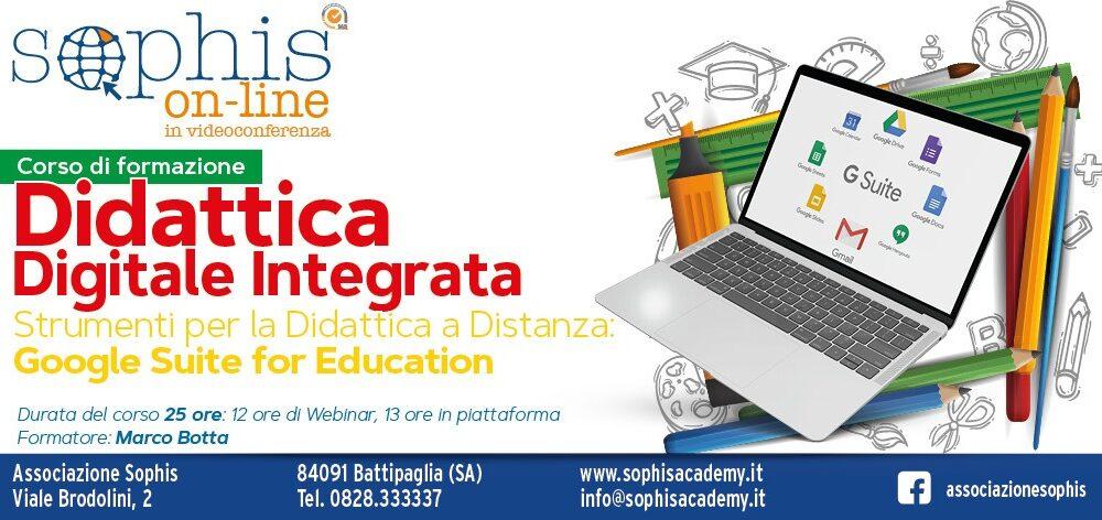 """Didattica Digitale Integrata. Strumenti E Valutazione Dell'alunno Nella Didattica A Distanza"""" – IC Capaccio – Paestum"""