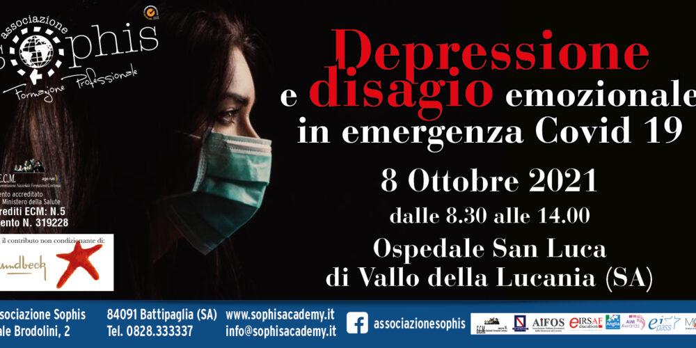 Depressione E Disagio Emozionale In Emergenza Covid 19